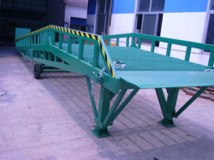 Container Ramp /Container Loading Ramp / Warehousre Ramp / Loading Ramp pictures & photos