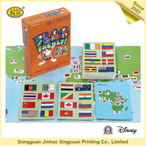 China Custom Funny Paper Board Game for Children