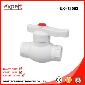 PPR Single Female Threaded Ball Valve with Brass Ball Ex-13063