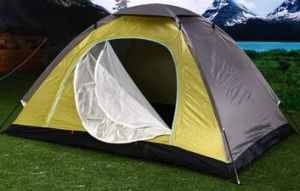 2 Person Lightweight Outdoor Family Hiking and Camping Tent pictures & photos
