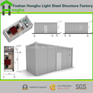 Hot Selling Residential Container House for Labor Camp pictures & photos