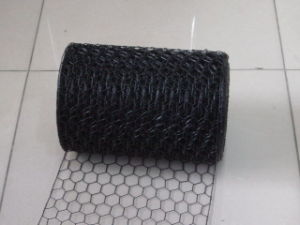 "0.5mm*1/2"" Galvanized Hexagonal Wire Mesh Fence & PVC Coated Hexagonal Chicken Wire Mesh Fence pictures & photos"
