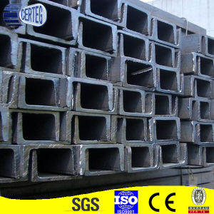 A36 Ss400 U Channel with Low Price for Building Alibaba China pictures & photos