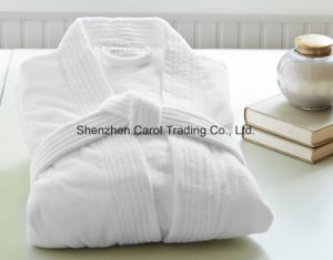 Terry Cotton Velvet Hotel Textile SPA Bathrobe Hotel Bathrobe