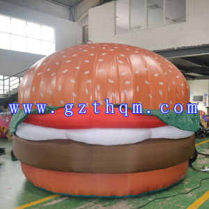 Giant Hamburger Inflatable Model pictures & photos