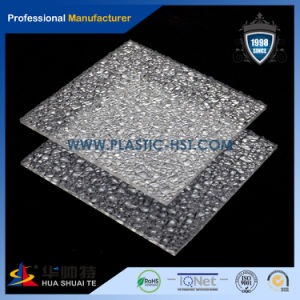 High Quality Colorful Lexan Material Polycarbonate PC Embossed Sheet pictures & photos