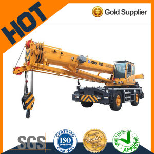 Rough-Terrain Truck Crane Rt250