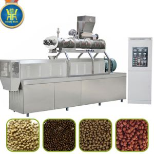 Stainless steel floating fishing feed machine/production line/processing line