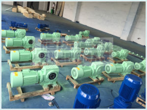 China Generator Helical-Worm Crushers Speed Reducer of Sew S Type pictures & photos