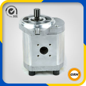 Low Noise Geared Hydraulic Pump Gear Motor pictures & photos