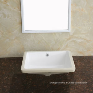 Squre Ceramic Undercounter Sinks with Cupc (1631) pictures & photos
