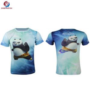 53704b648 China Customized T Shirts Printing Mens Sublimation Shirt Fabric ...