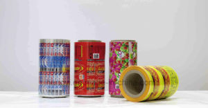 Customized Shrink Pet/BOPP/PVC Label Forbeverage pictures & photos