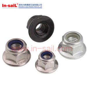 ISO7035, ISO7036, DIN935, Hexagon Slotted Nuts, Castle Nuts pictures & photos