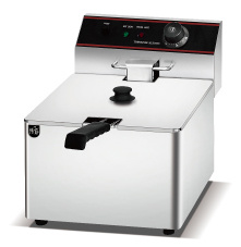 Electric 1-Tank Fryer PT-8L
