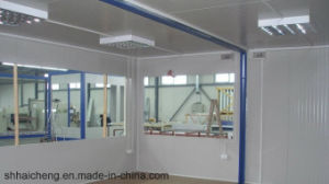 Flat Pack Container House, Living Container (shs-fp-office044) pictures & photos