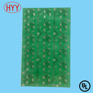 Lead Free Hal PCB with High Quality