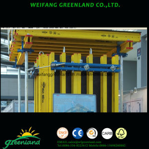 Pine Wood Yellow Colour Wood Beam H20 pictures & photos