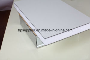 Aluminum Van Body Made of Composite Material Panel pictures & photos