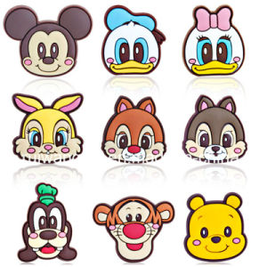 Cartoon Silicone Shoes Charms Shoe Accessory pictures & photos