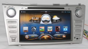 Zhinavi Toyota Camry Android 4.2 OS Car GPS Navigation DVD Player Head Unit Stereo System