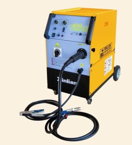 CO2 Carbon Dioxide MIG Welding Machine (MIG-120) pictures & photos