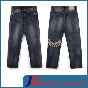 Monkey Wash Fashion Men Jeans (JC3229) pictures & photos