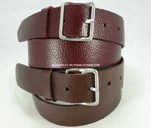 New-Designed Fashion Lady Belt of Full Grain Leather