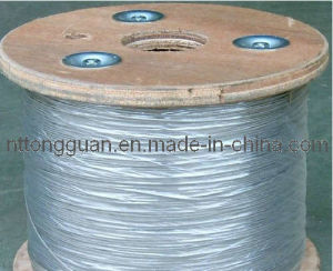 Galvanized Steel Wire Rope 7*7 pictures & photos