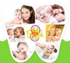 Baby Sensory Teether (MQ-BTR01) pictures & photos
