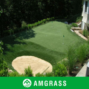 Realistic Look Artificial Grass for Landscaping or Garden (AMF327-35D)