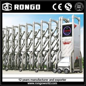 Stainless Steel Retractable Safety Gate
