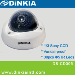 1/3 Sony CCTV IR CCD Camera (DS-CD305)