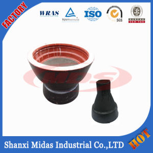 China Leading Manufacturer of Ductile Cast Iron Pipe Fitting Socket Spigot for Pipe Connection Use pictures & photos
