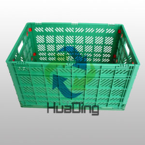Plastic Crate or Basket for Fruit and Vegetable pictures & photos