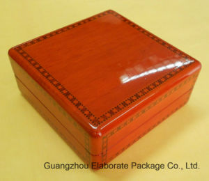 Luxury Glossy Single Wooden Watch Box pictures & photos