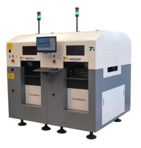8head Automatic Pick and Place Machine / SMT Chip Mounter pictures & photos