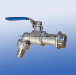 China Supply Cock Valve Hose Tap Ball Valves pictures & photos