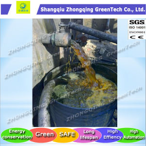 Latest Waste Tire Recycling Machine to Pyrolysis Oil pictures & photos