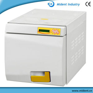 High Quality European N Standard Dental Autoclave LCD Display Mau-Cor10 pictures & photos