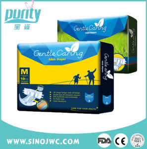 2016 New Cheap White Daytime Use Adult Diapers for Sale pictures & photos