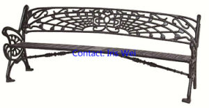 Cast Ductile Iron Outdoor Bench