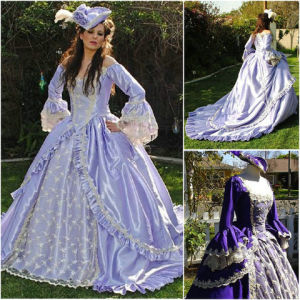 1860 Dress From China