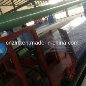 Computer Control Horizontal Site FRP Pipe Winding Machine pictures & photos