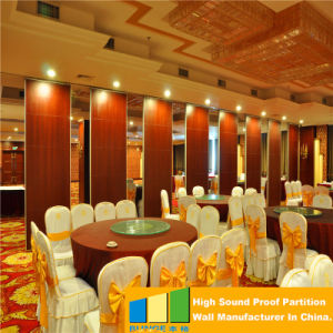 Operable Weeding Room Partition for Banquet Hall