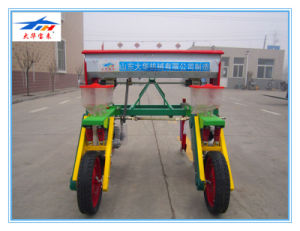 China Hot Sale Tractor Mounted 3 Point Linkage Two Row Corn Planter