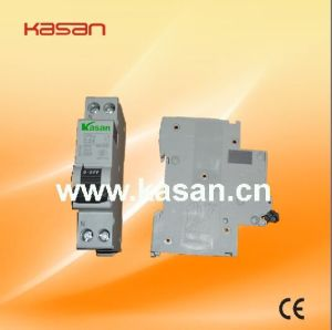 Miniature Circuit Breaker, Earth Leakage Circuit Breaker Dpn Dz30 1p+N pictures & photos