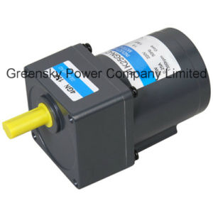 AC Electrical Motor with Customized Gearbox (4IK25GN-HT) pictures & photos