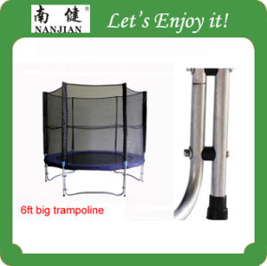 Outdoor Fitness Anti - Ultraviolet Folding Enclosure Gym Trampoline pictures & photos