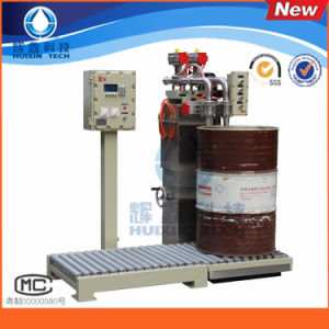 Automatic 200L Drum Filling Machine for Paint/Lube Oil/Ink/Thinner